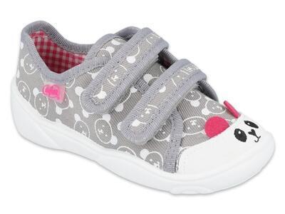 Dívčí plátěná obuv BEFADO (18-26)