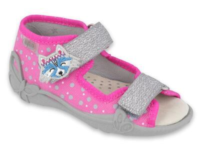 Dívčí domácí obuv BEFADO (18-26)