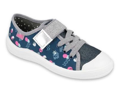 Dívčí plátěná obuv BEFADO (31-36)