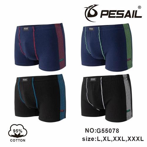 Pánské  trenkoslipy (boxerky) PESAIL (L-3XL)
