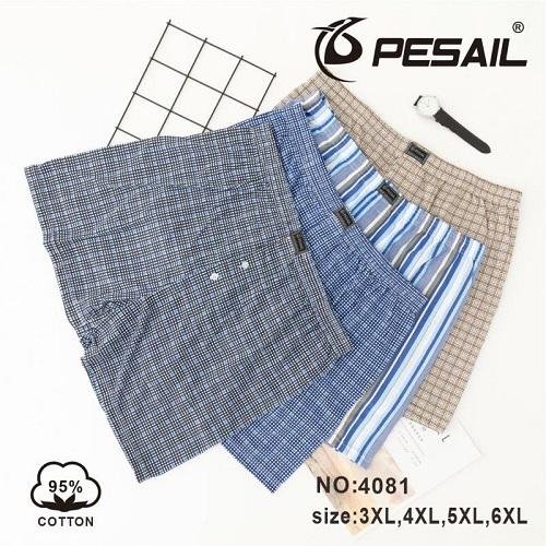 Pánské  trenkoslipy (boxerky) PESAIL (3XL-6XL)