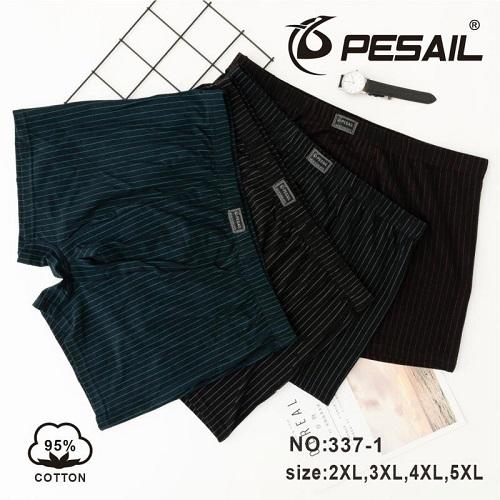 Pánské  trenkoslipy (boxerky) PESAIL (2XL-5XL)