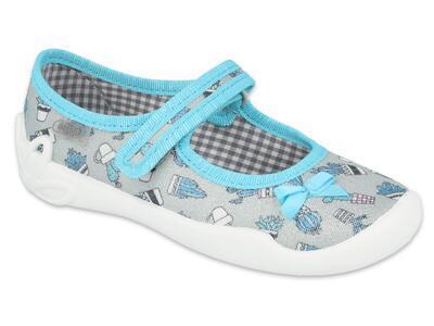 Dívčí domácí obuv BEFADO (31-36)