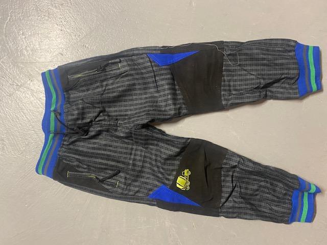 Dětské outdoorové kalhoty KUGO (80-110)