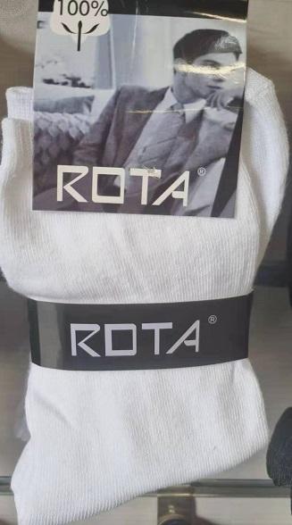 Pánské bavlněné zdravotní ponožky ROTA  (39-46)