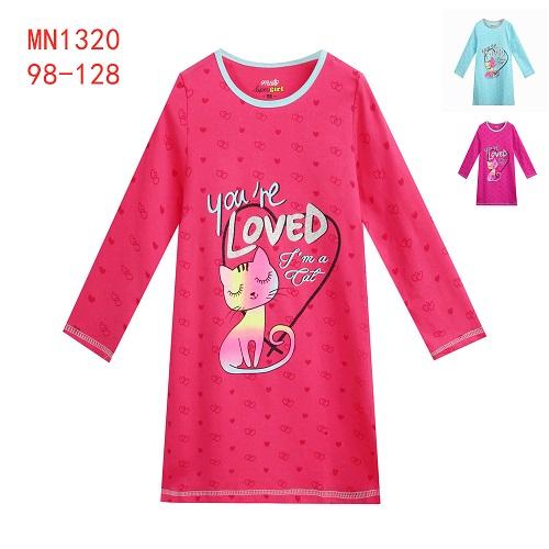 Dívčí noční košile  KUGO (98-128)