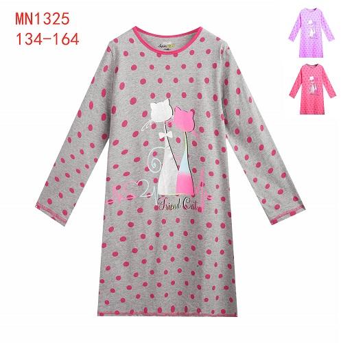 Dívčí noční košile   KUGO (134-164)