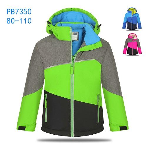 Dětská zimní teplá bunda KUGO (80-110)