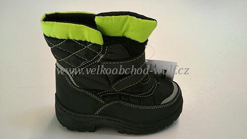Zimní obuv - sněhule Cabin(25-30)