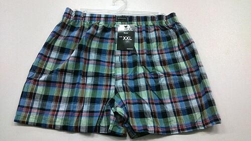Pánské Boxers shorts GRENICE (L-3XL)