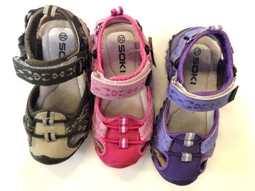 Dětské sandálky SOKI (30-35)