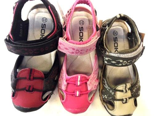 Dětské sandálky ROLAN (30-35)