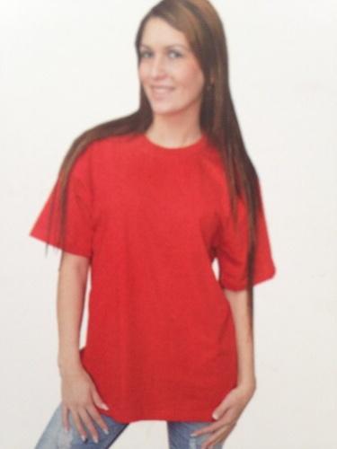 Dámské jednobarevné triko BLOSSOM (S-XXL)
