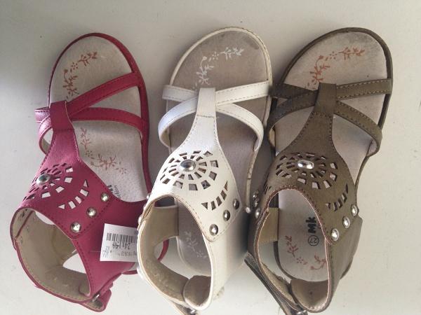 Dívčí sandálky B.B.G.(26-33)