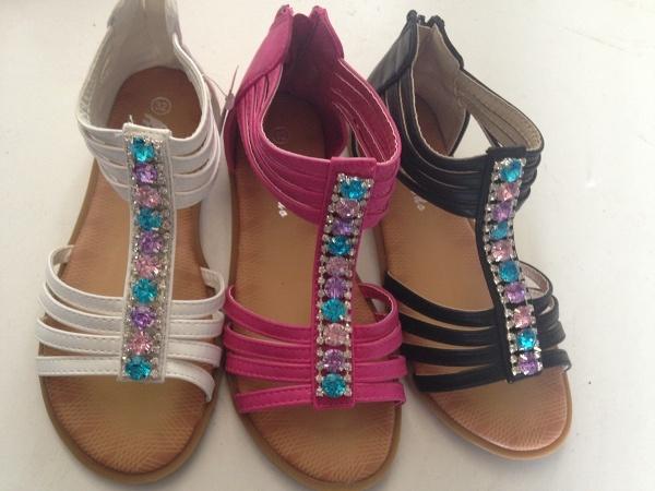 Dívčí sandálky B.B.G.(30-35)