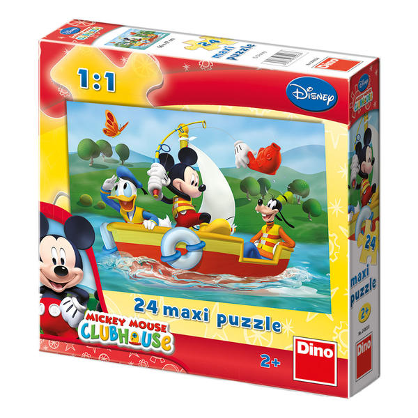 MICKEY MOUSE-puzzle