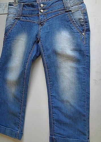 4205a31d50e Dámské 3 4 riflové kalhoty BENHAO (27-33) empty