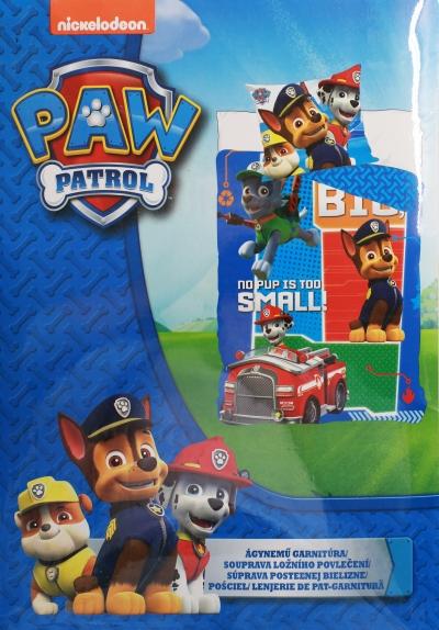 Dětské povlečení PAW PATROL (140x200 5738074e8a