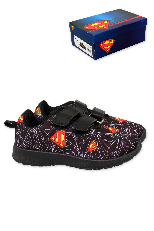 291904f44b7 Chlapecké boty tenisky SUPERMAN (26-33)