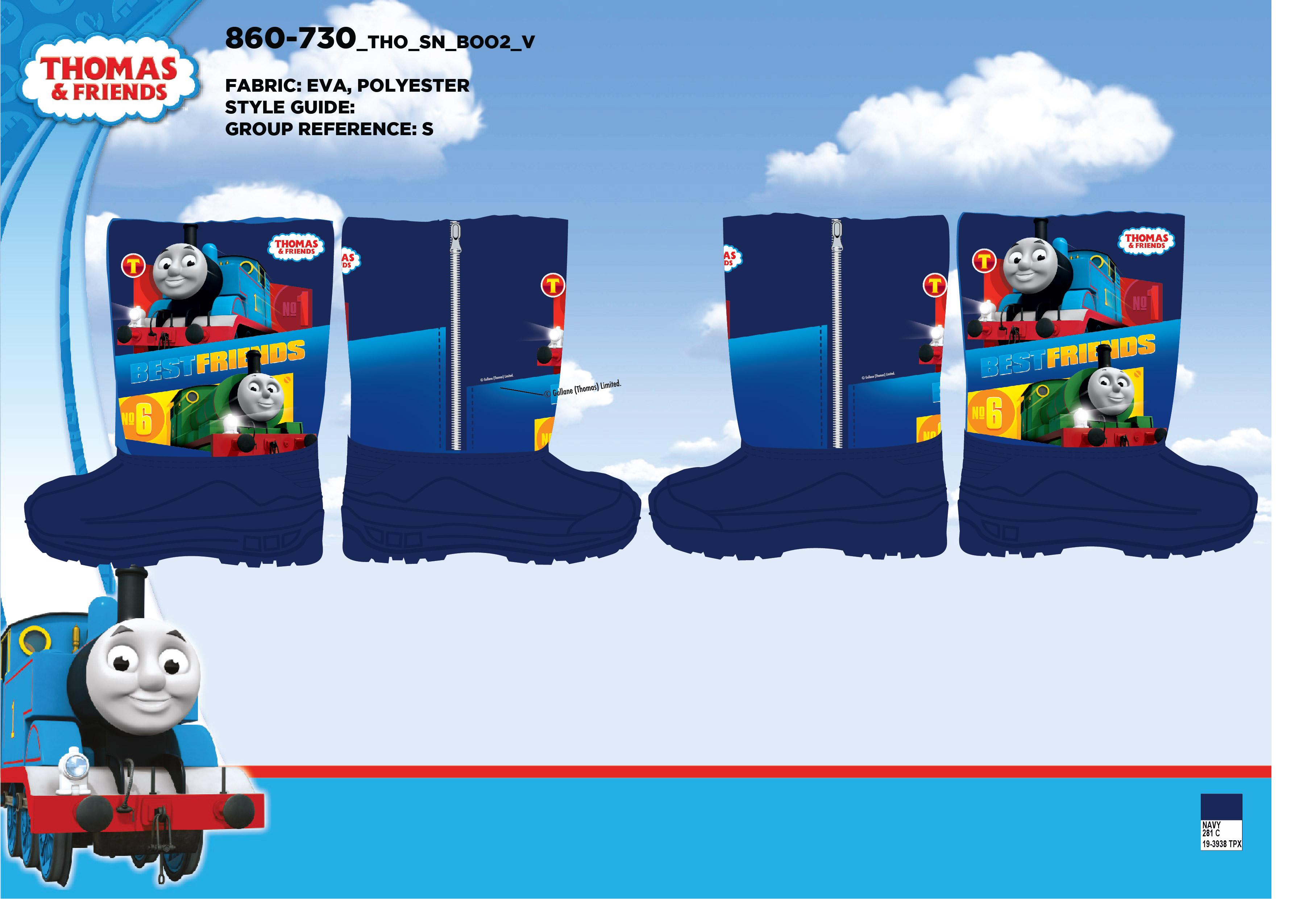 1ca1b1e88f6 Chlapecká licenční obuv- sněhule THOMAS (24 25-30 31) empty